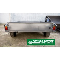 7x5 Heavy duty Trailer checker plate floor
