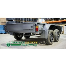 8x 5 Heavy Duty Tandem Trailer with Rocker Roller