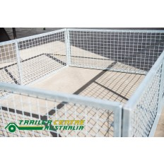 CAGE Trailer Box Galvanized- 8x5x2 (2440x1525x610)