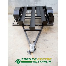 6 x 4  -  3 Bike Trailer Heavy Duty